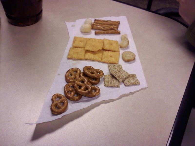 Kathleen's crackers