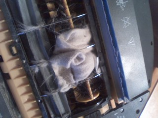 Roomba sock